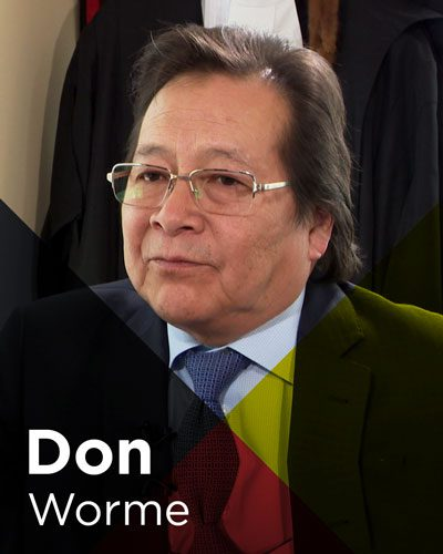 Don Worme