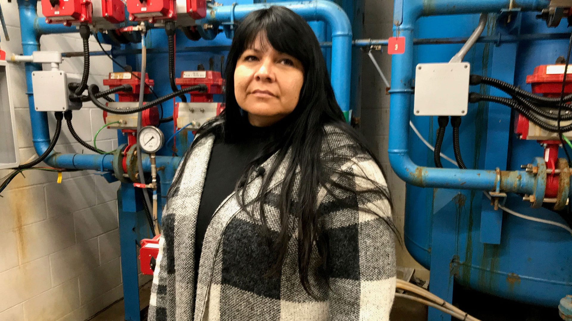First Nations water operators