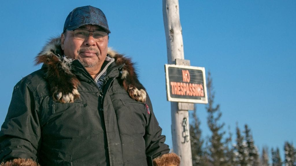 Yellowknives Dene Trappers