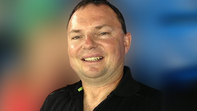 Thunder Bay police officer Rob Steudle.