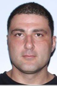 Verj Jartidian is also wanted by the Surete du Quebec as part of Operation Mygale. Jartidian is wanted by U.S. authorities from his involvement with a Massachusetts-based crime organization. Handout photo.